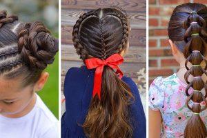 Egy 2 gyermekes anyuka dokumentálja azokat a frizurákat, amelyeket gyermekeinek csinál, és mi le vagyunk nyűgözve