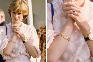 Miért viselt Diana hercegnő 2 karórát a csuklóján