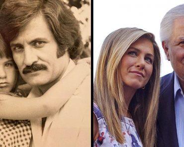 15 híres színésznő szerető édesapjukkal, akiket még nem láttunk együtt