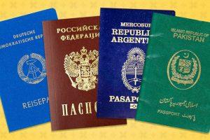 Csak négy útlevélszín van a világon, és ez az oka
