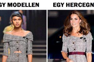 13 szigorú stíluslecke, amelyeket Kate Middleton hercegnőként megtanult
