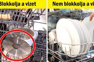 7 hiba, amelyet a szakértők szerint a mosogatógép használatakor elkövethetsz