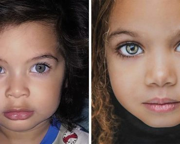 20 gyermek, aki a szépségét a világ különböző nemzeteitől örökölte