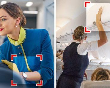20+ hétköznapi dolog, amelyet az utaskísérők nem tehetnek meg a fedélzeten