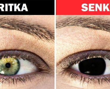 Miért nincs az embereknek fekete szemük?