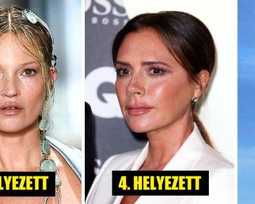 Hogyan néz ki a 15 legszebb 40 év feletti híresség a hétköznapi nők szerint?