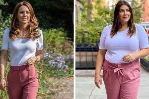 Egy nő lemásolja a hírességek öltözékét, hogy bebizonyítsa, nincs szükséged személyes stylistra a menő megjelenés kialakításához
