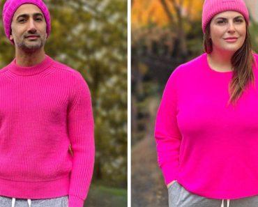 Egy nő folytatja a hírességek öltözékének újraalkotását, és ismét bebizonyítja, hogy a méretnek semmi köze a stílushoz