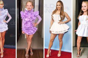 Egy anya és a lánya alacsony költségvetéssel újrateremtik a hírességek ruháit, és felülmúlják az eredetieket