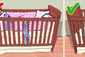 10 dolog, amit a gyermekorvosok tesznek az otthonuk gyermekbiztossá tétele érdekében