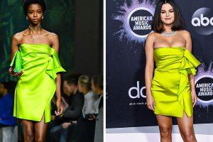 15+ ruha a kifutóról, amelyek teljesen másképp néznek ki a hírességeken