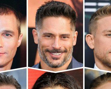 18 híres férfi, akik hosszú és rövid hajjal is remekül néznek ki