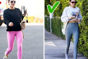 9 gyakori hiba, amit az emberek elkövetnek, amikor leggingset viselnek
