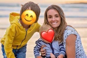 Miért takarja el egyre több szülő a gyermekei arcát a közösségi médiában