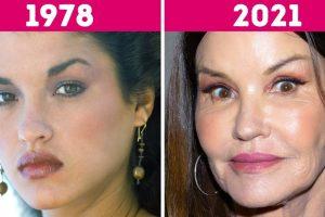 17 fotópár, amelyek megmutatják, hogyan változik a topmodellek arca az idő múlásával