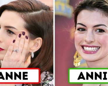 Kiderült, hogy Anne Hathaway nem szereti, ha Anne-nek hívják, és elárulja, miért