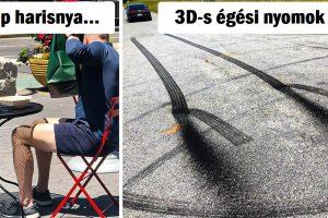 15+ fotó, amelyek bizonyítják, hogy egy szög mindent megváltoztathat