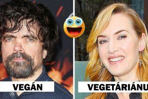 8 híresség, akik inkább zöldségekkel töltik meg a tányérjukat, és úgy döntöttek, hogy végleg lemondanak a húsról