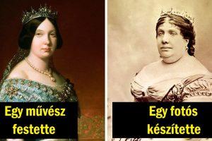 15 híres ember a múltból, akiknek ábrázolásai bizonyítják, hogy a Photoshop létezett, már a tizenkilencedik században is