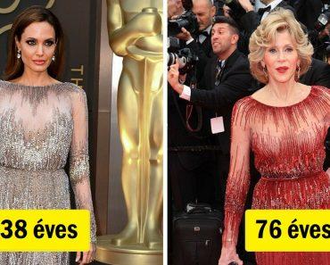 15 pár híresség, akik ugyanazt a ruhát viselték, de más stílust adtak neki