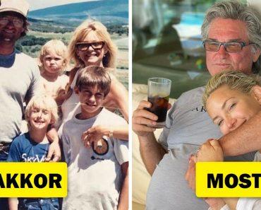 Kate Hudson és Kurt Russell kapcsolata bizonyítja, hogy az igazi apát nem feltétlenül születéskor jelölik ki