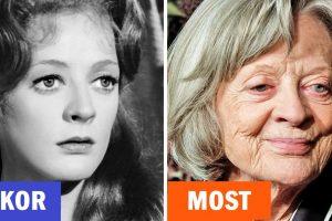Így néz ki 15 ikonikus híresség most, évtizedekkel később