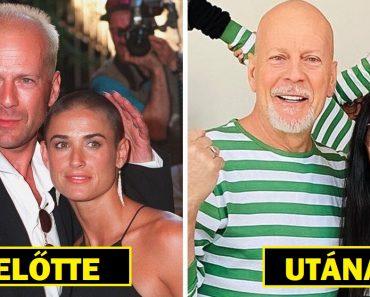 Demi Moore és Bruce Willis a válásuk után is közel tudtak maradni egymáshoz, és íme, hogyan sikerült nekik