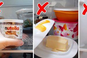 15 étel, amelyet nem kell a hűtőben tartanod