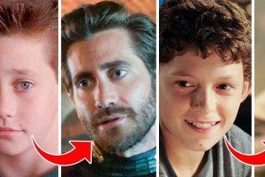 Hogyan változott meg 15 népszerű színész az első filmszerepe óta